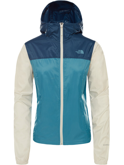 The North Face Cyclone Jacket Women storm blue/blue wing teal
